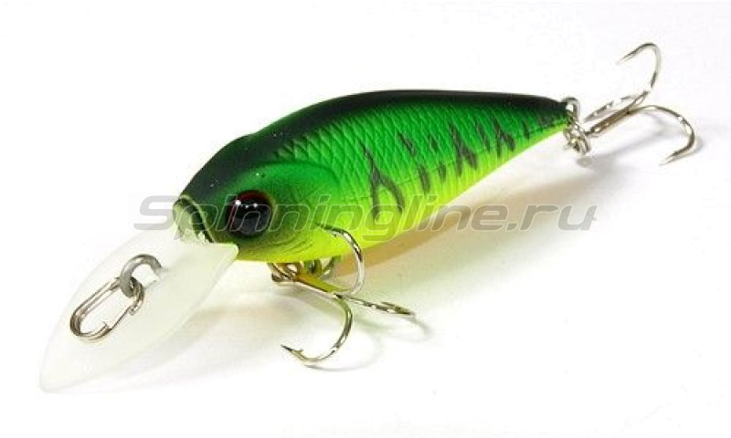Lucky Craft - ������ Bevy Shad 40SP 0808 Mat Tiger 078 - ���������� 1