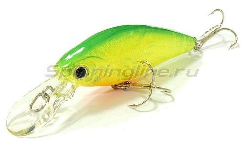 Lucky Craft - Воблер Tango 55SP 0019 Lime Chart 318 - фотография 1