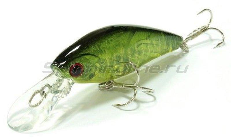 Lucky Craft - Воблер Tango 55SP 0593 Moss Green 321 - фотография 1