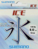 Монофильная леска Shimano Ice Silk shock
