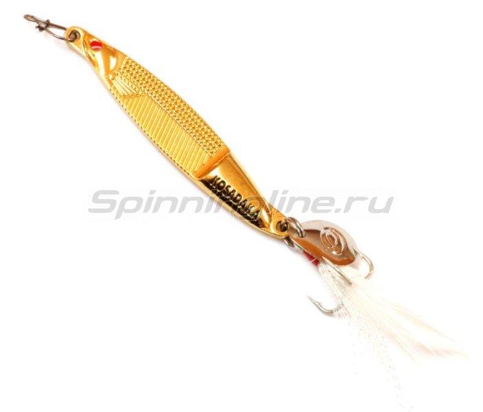 Kosadaka - Блесна Fast Jig 15гр Gold - фотография 1