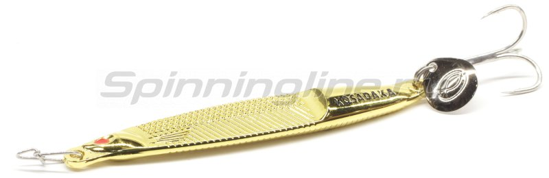Kosadaka - Блесна Fast Jig 20гр Gold - фотография 1