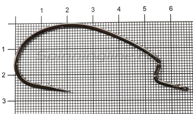 Крючок Hook Worm 18 №6/0 -  1