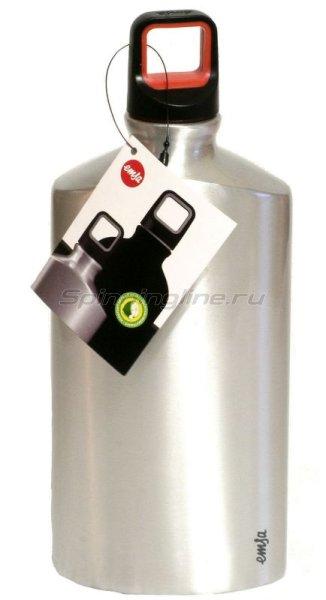 Фляга Emsa Pocket Flask 0.6л сталь - фотография 1
