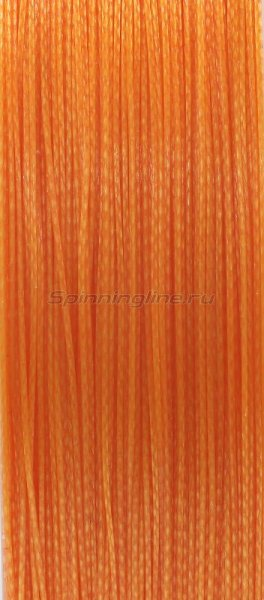 Шнур Climax Mig Extreme Braid 135м 0,16мм оранжевый -  3