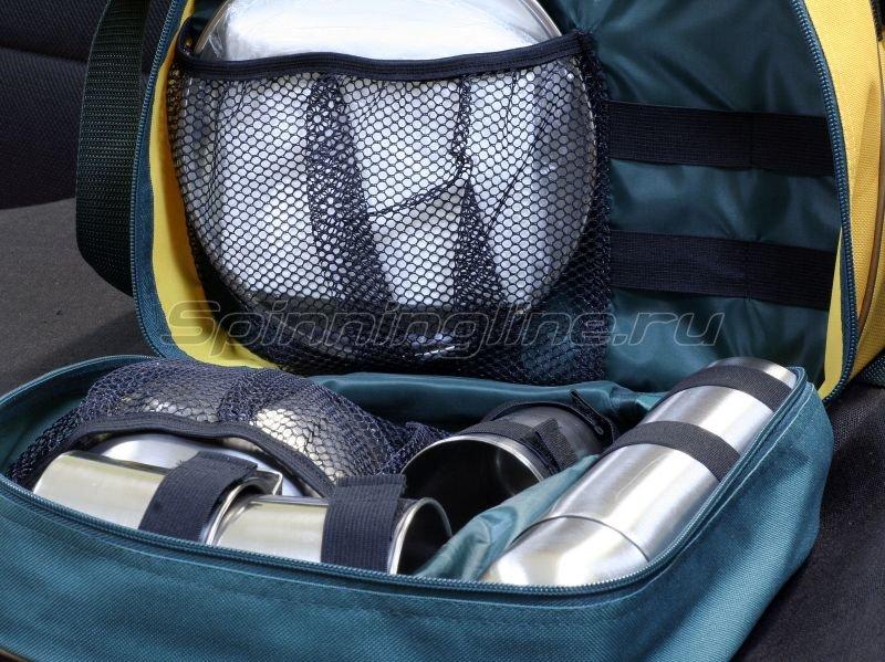 Рюкзак-сумка на 2 персоны с термосом -  2