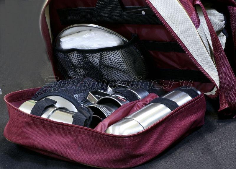555 - Рюкзак-сумка на 4 персоны с термосом - фотография 2