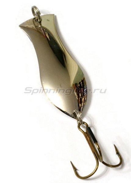 ИП Бубнов - Блесна Альборелла никель 12гр - фотография 1