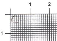 Крючок LS-1053N №14