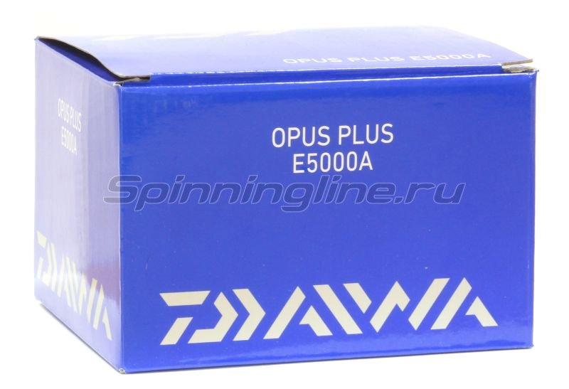 Daiwa - Катушка Opus plus Е4500А - фотография 8