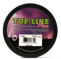 Шнур Tuf-Line Plus 274м 0.15мм