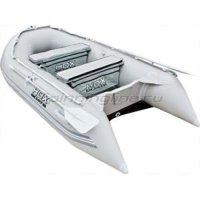Лодка ПВХ HDX Oxygen 300 AL серая