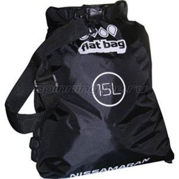 Nissamaran - Мешок герметичный Flat Bag 15L - фотография 1