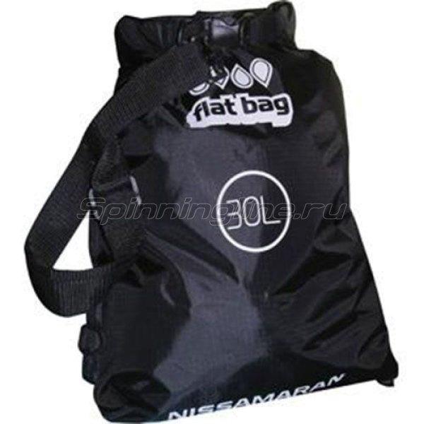 Мешок герметичный Nissamaran Flat Bag 30L -  1