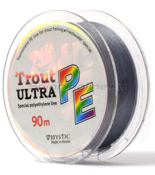 Шнур Trout Ultra 90м 0.4 -  2