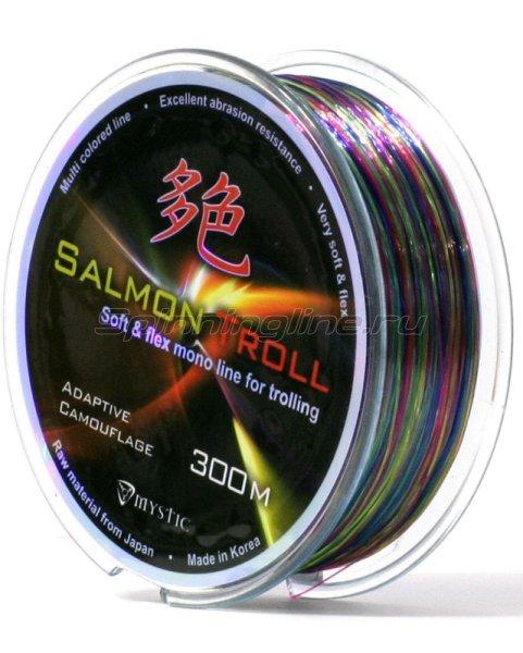 Леска Salmon Troll 300м 0,43мм -  2