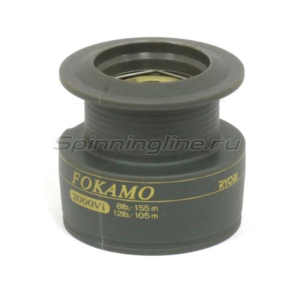 Катушка Ryobi Fokamo 1000 с запасной шпулей -  6