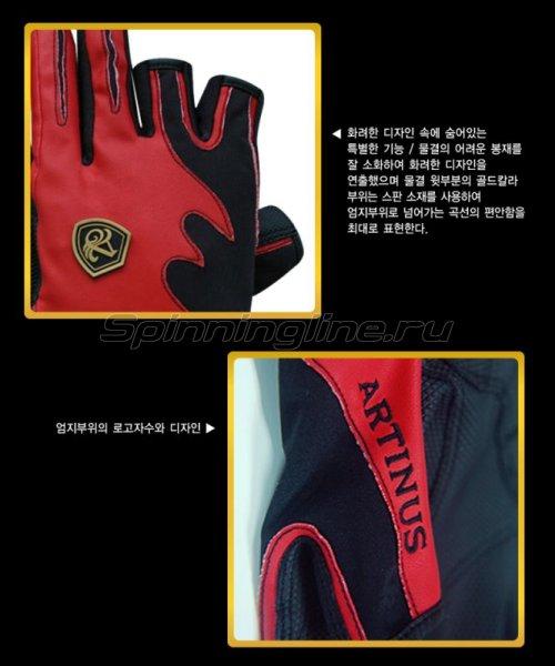 Перчатки Artinus AG-836 LL -  3