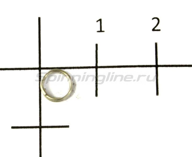 Кольцо заводное Контакт 6мм -  1