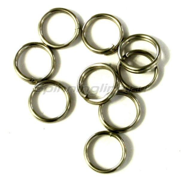 Кольца заводные 6мм -  2