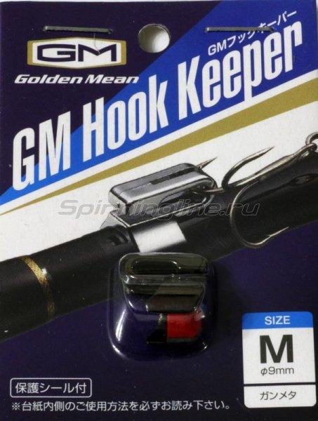 Держатель крючка на удилище Golden Mean Hook Keeper Gun Meta M -  1