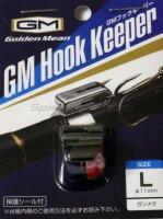 Держатель крючка на удилище Golden Mean Hook Keeper Gun Meta L
