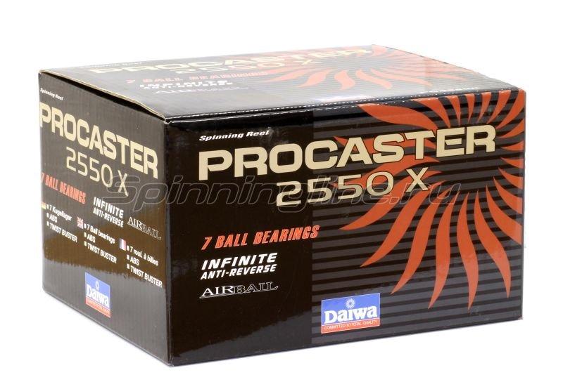 Daiwa - Катушка Procaster 1550 X - фотография 8