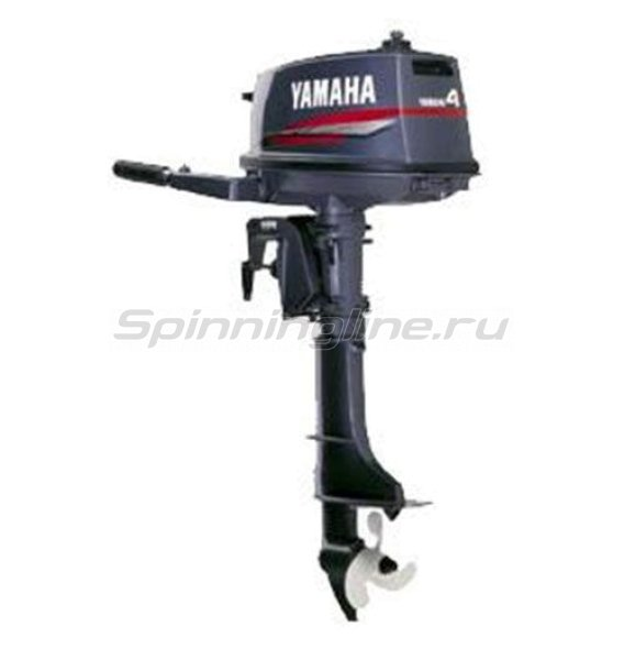 Лодочный мотор Yamaha 4ACMHS - фотография 1