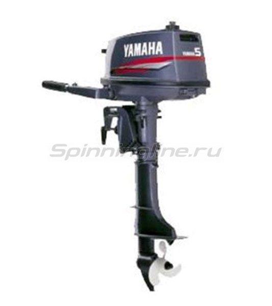 Лодочный мотор Yamaha 5CMHS -  1