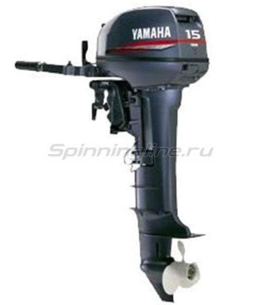 Лодочный мотор Yamaha 15FMHS -  1