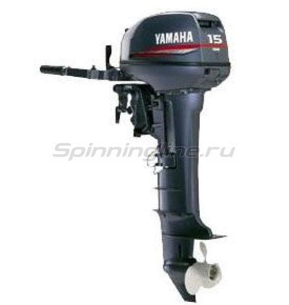 Лодочный мотор Yamaha 15FMHL - фотография 1