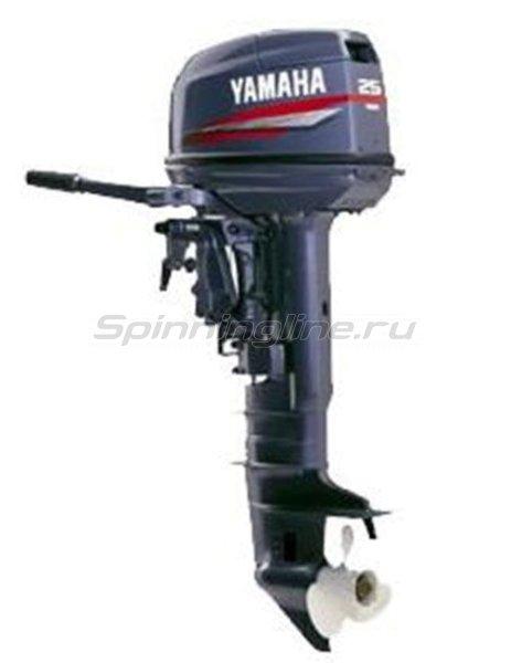 Лодочный мотор Yamaha 25BMHL -  1
