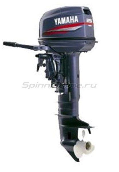 Лодочный мотор Yamaha 25BWCS -  1