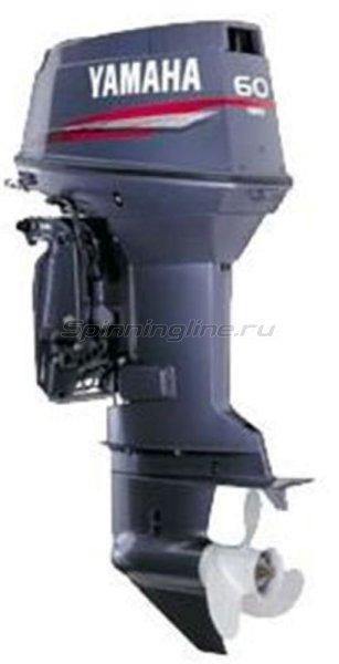 Лодочный мотор Yamaha 60FETOL -  1