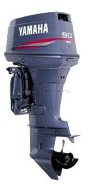 Лодочный мотор Yamaha 90AETOL - фотография 1