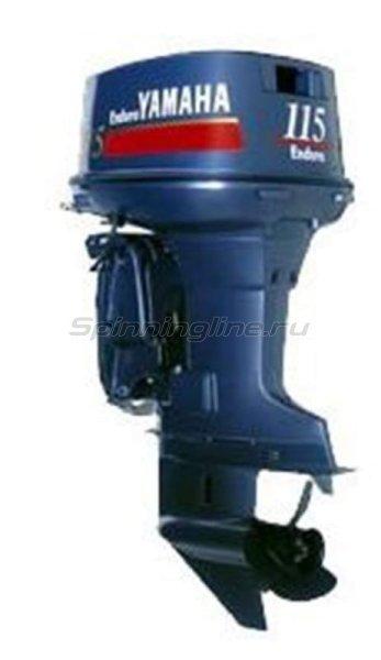 Лодочный мотор Yamaha E115AETL -  1
