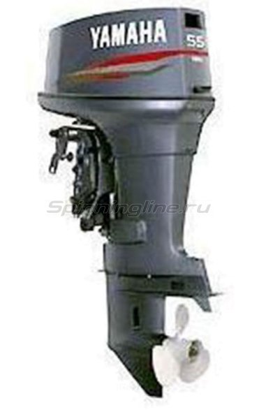 Лодочный мотор Yamaha 55BETL - фотография 1