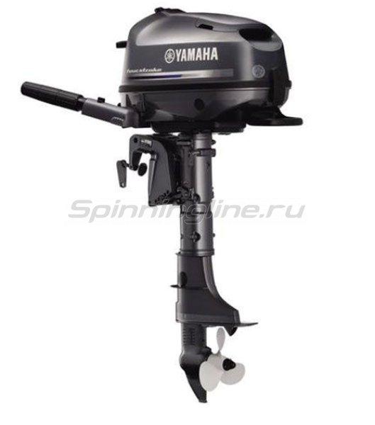 Лодочный мотор Yamaha F4BMHS -  1