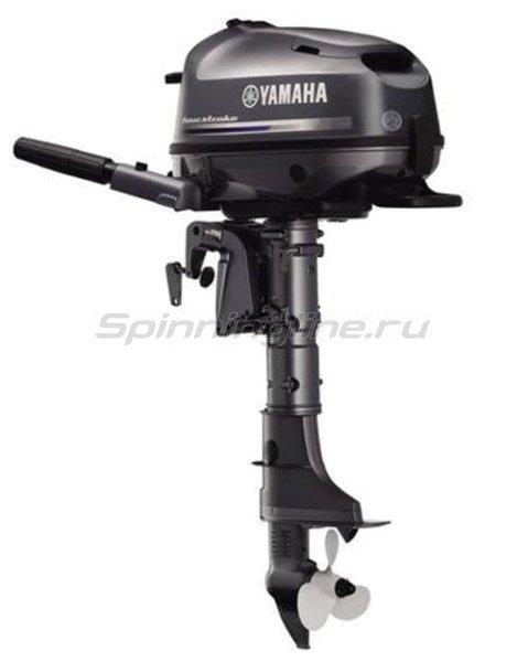 Лодочный мотор Yamaha F6CMHS -  1