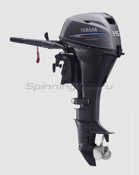 Лодочный мотор Yamaha F15CEHS -  1