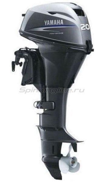 Лодочный мотор Yamaha F20BES - фотография 1