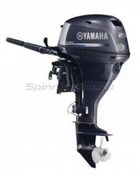 Лодочный мотор Yamaha F25DMHS -  1