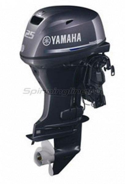 Лодочный мотор Yamaha F25DES -  1