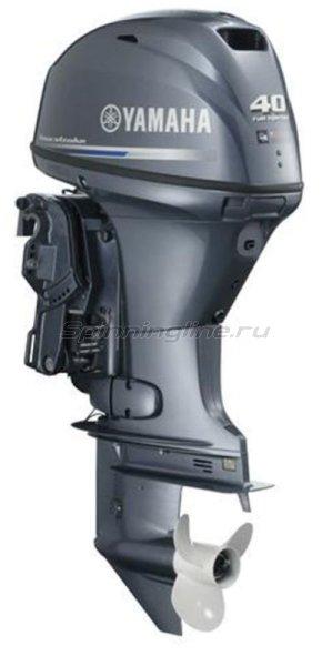Лодочный мотор Yamaha F40FETL -  1