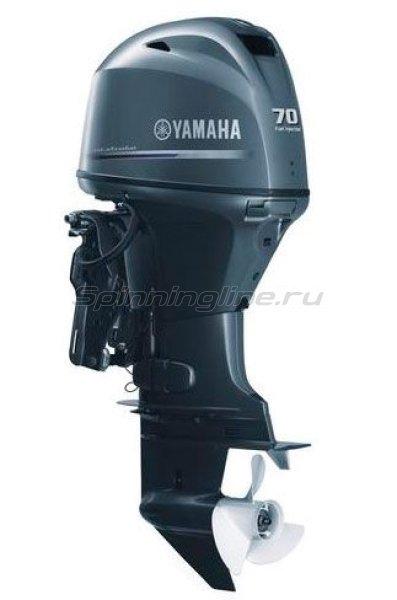 Лодочный мотор Yamaha F70AETL -  1