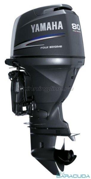 Лодочный мотор Yamaha F80BETL - фотография 1