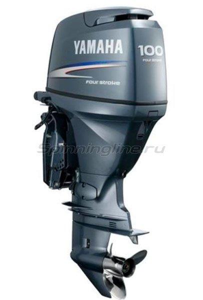 Лодочный мотор Yamaha F100DETL -  1