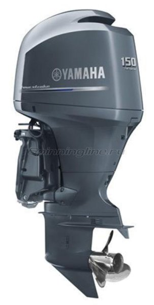 Лодочный мотор Yamaha F150AETL -  1