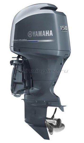 Лодочный мотор Yamaha F150AETX - фотография 1