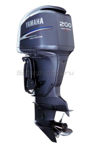 Лодочный мотор Yamaha F200AETX -  1